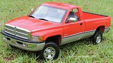 1/12 DODGE RAM 4X4 PICKUP Diecast Truck BROOKFIELD COLLECTORS GUILD w/ Case NEW!