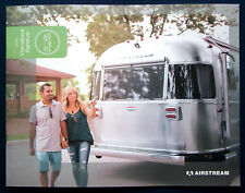 Prospekt brochure 2018 Airstream Travel Trailer International Signature (USA)