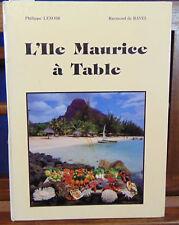 Lenoir L'Ile Maurice à table...