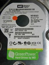"1 TB Western Digital WD10EACS-65D6B0 / DHNNHT2MBB / AUG 2008 - 3,5"" disco rigido"