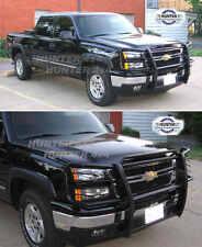 2003-2006 Silverado / Avalanche 1500 (W/o Cladding) Black Grill Brush Guard