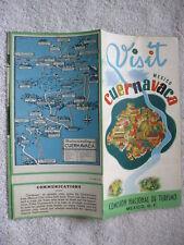 1940's Cuernavaca Mexico Brochure