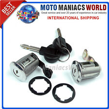 CITROEN BERLINGO XSARA & PICASSO PEUGEOT PARTNER Door Lock Barrels LockSet NEW
