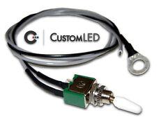 Blaster-X Control Switch for Custom LED Blaster-X Tail Lights Program and Strobe