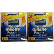 Gillette Fusion Proglide Rasierklingen, 2 x 8 Stück (16 Stück)