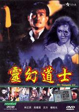 Mr. Vampire 3 _ DVD Hong Kong Movie Lam Ching Ying English Sub Region 0