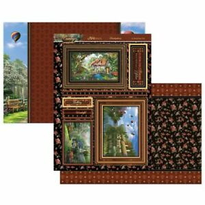 Hunkydory-Country Escape - A Grand Day Out -  Toppers kit 2021( Mirri kit )