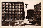 CPA SALERNO Piazza della Vittoria Mon. al. Caduti in guerra. ITALY (508042)