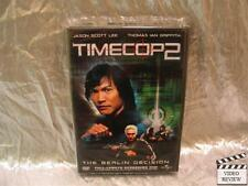 TimeCop 2 DVD Screener New Jason Scott Lee Thomas Ian Griffith