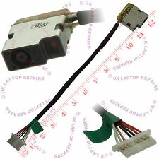 HP 799736-T57 DC IN Power Jack Port Socket W/ Cable Connector