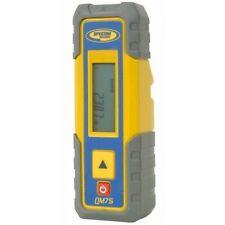 Spectra Laser Distance Measuring Meter QM75 Quick Measure 230 Foot Range