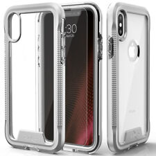iPhone 8 / 8 Plus / X / XS / XS Max / XR case, Zizo ION Series Screen Protector