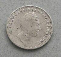 Sweden 1/16 riksdaler 1851  ch184