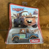 DISNEY PIXAR CARS FILLMORE ORIGINAL DESERT SERIES A29 //12 CARD//2L FRONT// 1L REAR