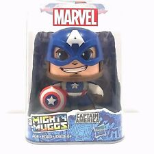 Mighty Muggs Marvel Captain America #01 Changing Face Action Figurine
