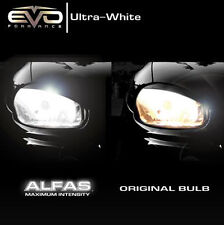 Evo Alfas Maximum 9006 Intense White Headlight Halogen Bulb (Pair) 93448