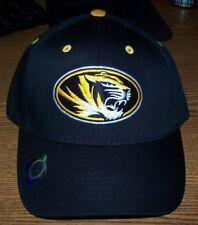 MISSOURI TIGERS BLACK HAT BREND NEW