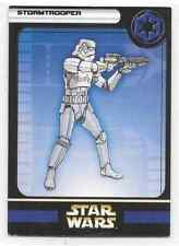 2004 Star Wars Miniatures Stormtrooper A Stat Card Only Swm Mini