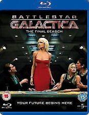 BATTLESTAR GALACTICA SAISON 4 - The final saison Blu-ray Blu-ray NEUF (8261316)