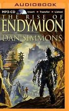 Hyperion Cantos: The Rise of Endymion 4 by Dan Simmons (2014, MP3 CD,...