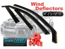 BMW X6 E71 Wind deflectors 4.pc  HEKO  11142