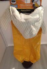 "Banana Halloween Dog Costume By FetchWear Size M 14""-15"""