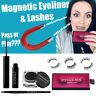 Phoera Magnetic Eyelashes Liquid Eyeliner Gel False Perfect 3D Eye Lashes Set UK
