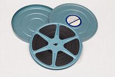 "Vtg 1959 Home Movie Metal Film Reel 8mm Art Kodak Amateur 7"" Trip out West"