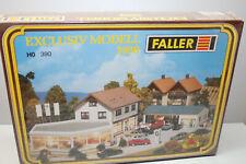 Faller 390 Exclusive Model 1990 BMW Car Dealership Gauge H0 Boxed