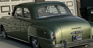 1949,1950,1951,1952 DODGE Plymouth Chrysler VENETIAN BLINDS *SALE*