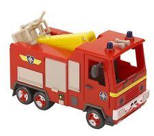 Fireman Sam - JUPITER FIRE ENGINE  - Push Along Vehicle - NEW