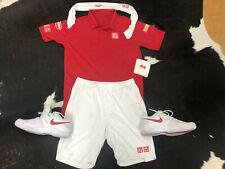 2021 Australian Open matchworn Tennis Outfit from Kei Nishikori - Shoes & Shirt