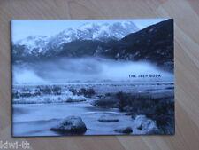 The Jeep Book (Wrangler, Cherokee, Grand Cherokee) Prospekt/Brochure, F, 9.2002