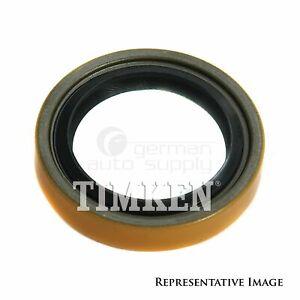 Timken Wheel Seal Rear 472164 for Chevrolet GMC Land Rover MG
