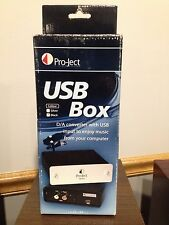 Project USB Box Digital to Analog Converter