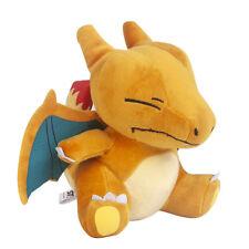 Pokemon Center Plushie Mega Charizard Y Plush Doll Stuffed Soft Toy 7 inch Gift