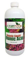 Organic Liquid Humic Acid 1 Quart Concentrate