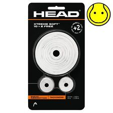 WHITE Head XtremeSoft 12 pack Tennis Overgrip - 10+2