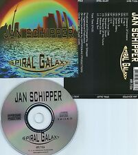 JAN SCHIPPER-SPIRAL GALAXY(PROXYON,LASERDANCE)-SWITZERLAND-CD-NEW-