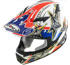 Motorcycle Helmet Cross SUOMY Rumble Tex SIZE S Off Road Casque Motard Enduro