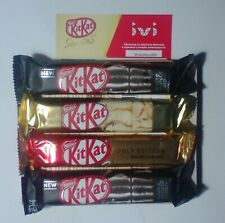 KitKat Senses chocolate with waffle 160 g + IVI subscription for 45 days КИТ-КАТ