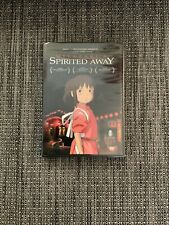 Spirited Away Dvd 2001 [2 Disc Set Sealed]