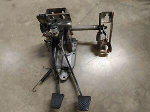 1990-1994 Mitsubishi Eclipse Pedal Assembly clutch brake 1g Dsm 5spd gvr4 talon