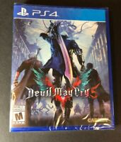 Devil May Cry 5 (PS4) NEW