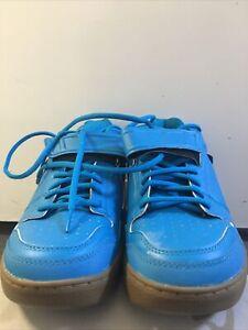 Giro Chamber MTB Mountain Bike Shoes BLUE Size EU44 UK9.5 28cm New In Box