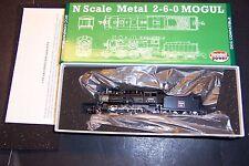 n scale 2-6-0 Mogul Model Power