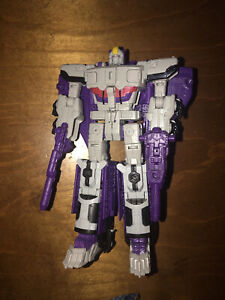 Transformers Titans Return ASTROTRAIN Voyager, Loose Complete