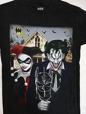 Harley Quinn Joker Farmers Batman Dc Comics T-Shirt
