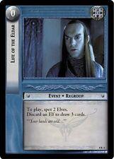 LoTR TCG Siege of Gondor Life Of The Eldar FOIL 8R11