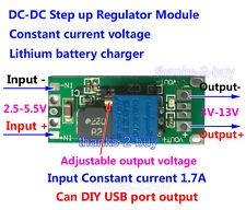 DC-DC 3V 3.3V 3.7V 4.2V to 3-12V Boost Step Up Voltage Regulator Power Module CC